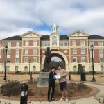 Global UGRAD students at Troy University