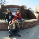 Global UGRAD students at University of the Ozarks