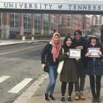 Global UGRAD students at University of Tennessee, Knoxville