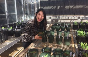 Sustainable Food Growth: a Q&A with Seongeun Lee and Dr. Butler