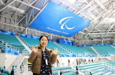South Korea Alumni Update by Yunyi Cho at the Paralympics