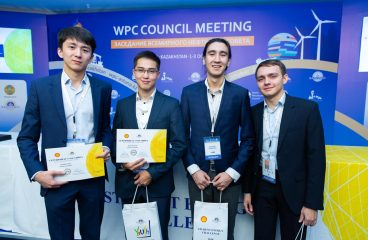 Global UGRAD Alumnus Wins Second Place in Student Energy Challenge – 2018