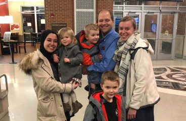 My Second Family: the Impact of Friendship Families
