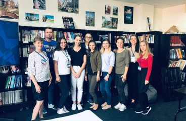 Becoming an American Educational Ambassador in Ukraine