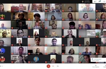 Virtual Celebrations, Networking in Azerbaijan