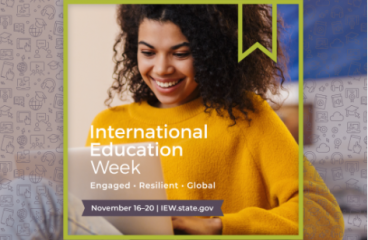 International Education Week 2020: November 16-20